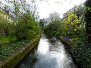 Augsburg-Pfersee_Mühlbach_Eberlestraße